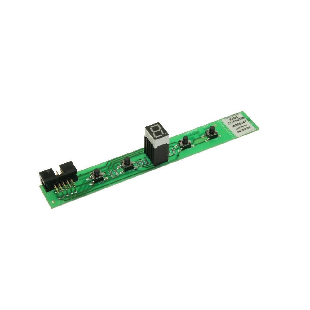 Electrolux CLAVIER DE COMMANDE IKDEM9400.0 POUR HOTTE ELECTROLUX - 5028828200