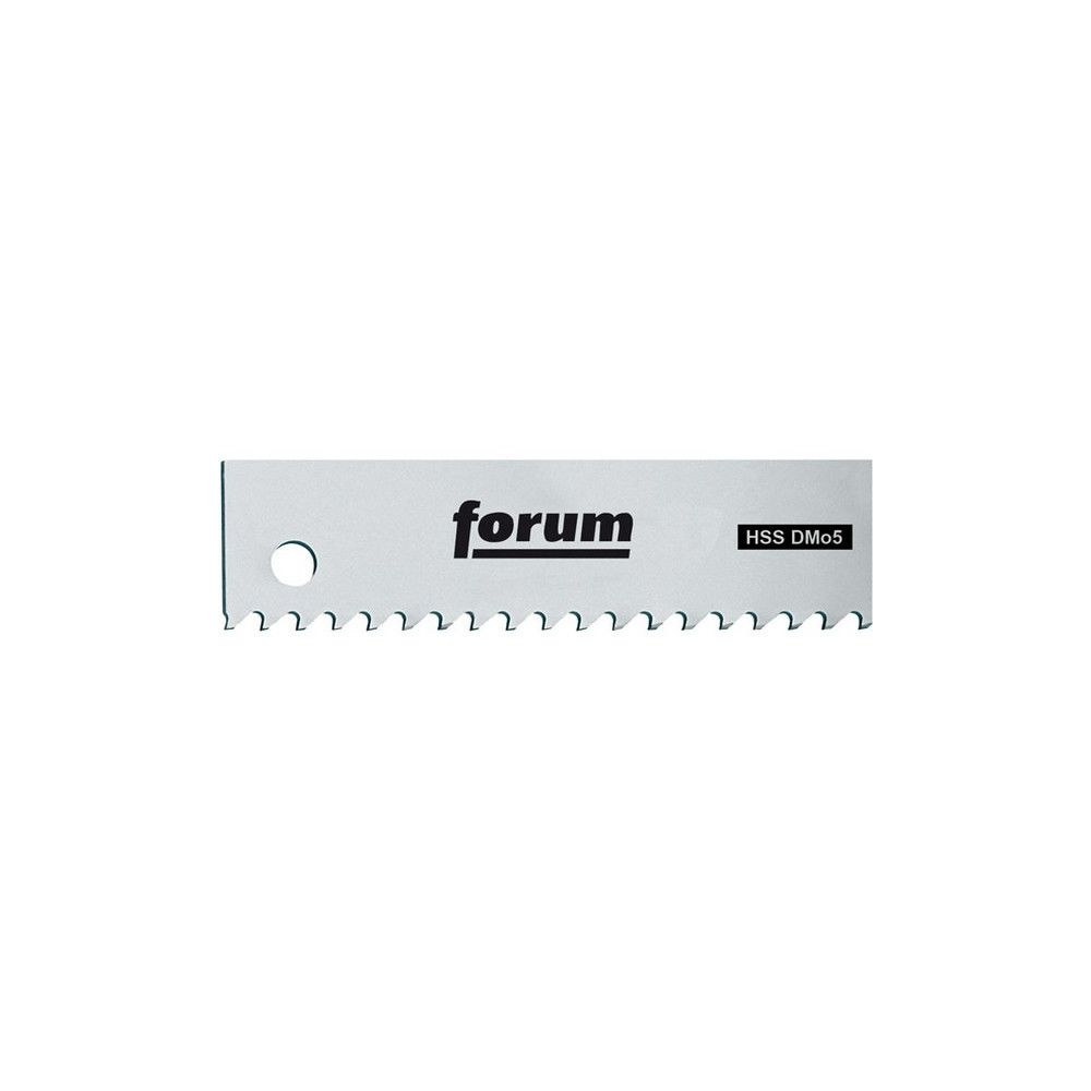 Forum Lame de scie alternative, Long. : 450 mm, Larg. : 40 mm, Épais. : 2 mm, Dents par pouce : 4