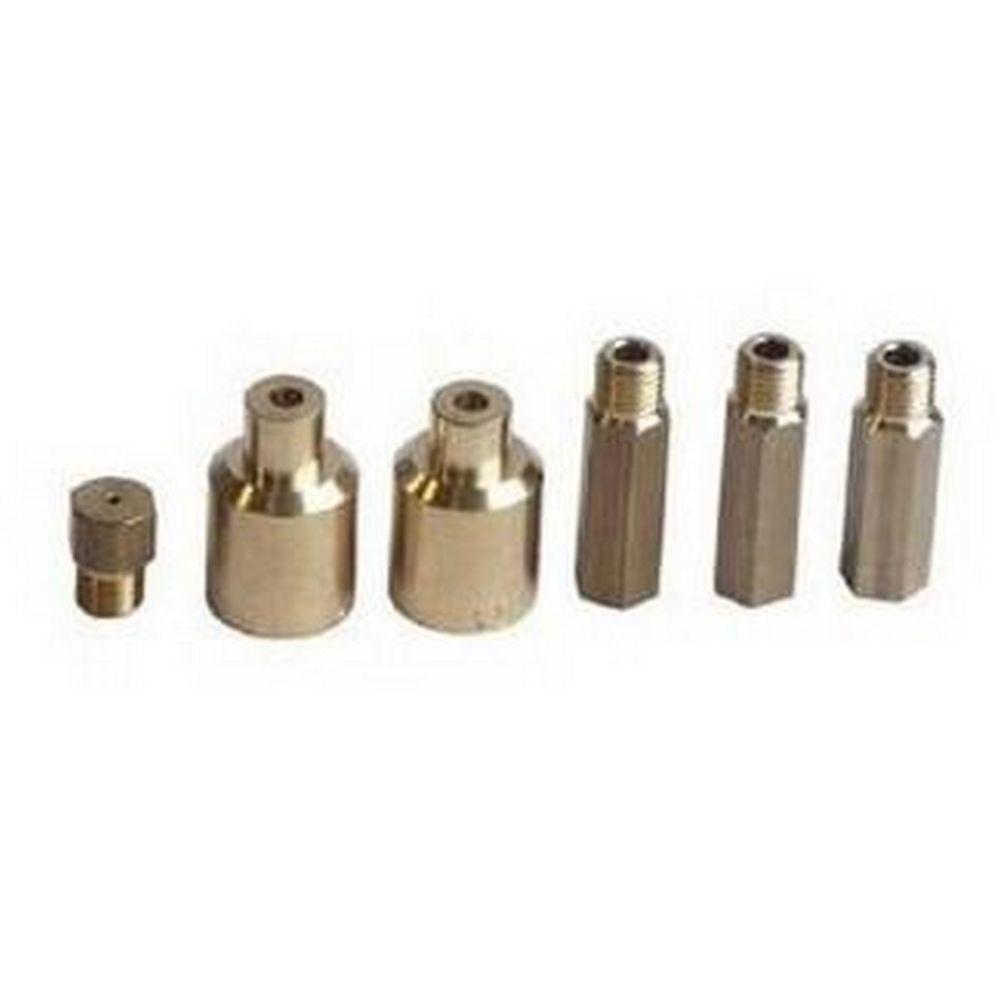 Sauter Kit d'injecteurs gaz naturel / gaz de ville