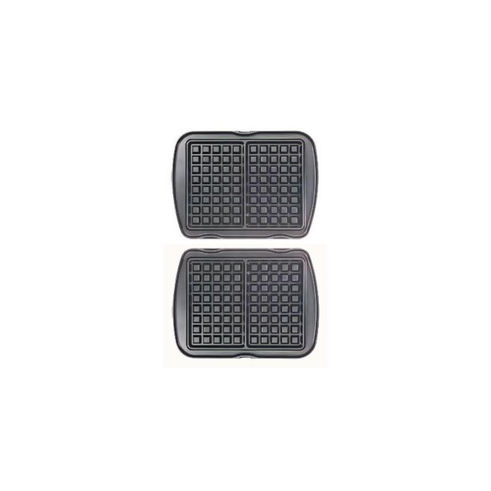 Lagrange Plaques gauffres (x2) pour gaufrier lagrange