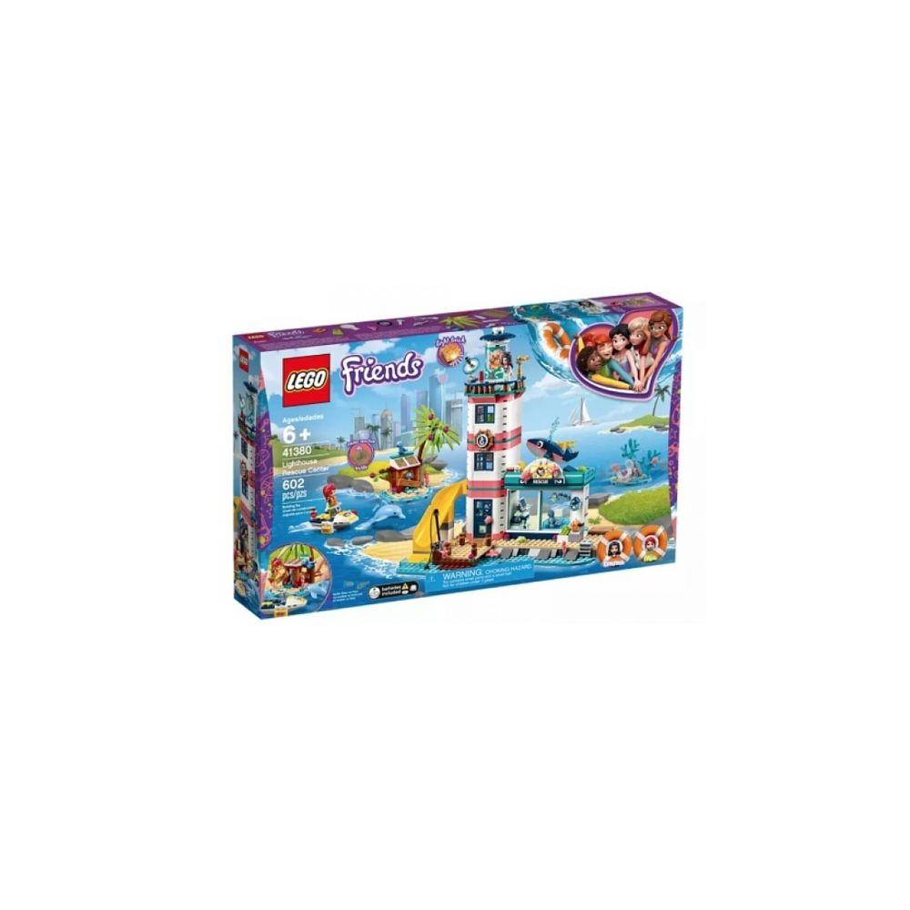 Lego 41380 Le centre de sauvetage du phare LEGO Friends