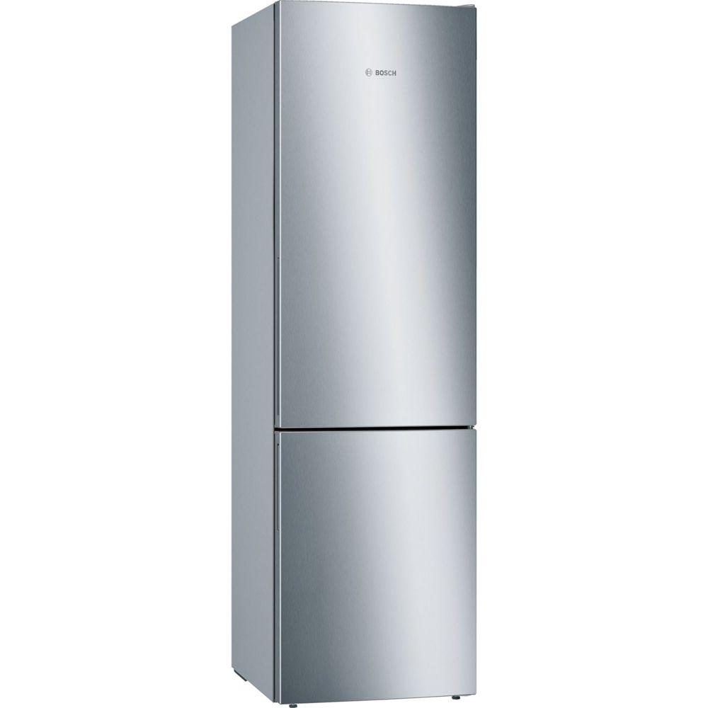 Bosch bosch - réfrigérateur combiné 60cm 337l a+++ brassé inox - kge39alca