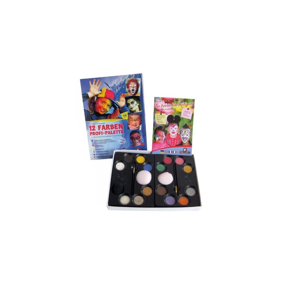 Creative Creative Boxed Set 12 Colour Palette for 120