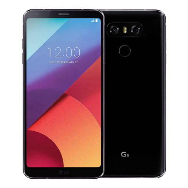 LG - LG G6 noir H870 - Smartphone Android Lg g6