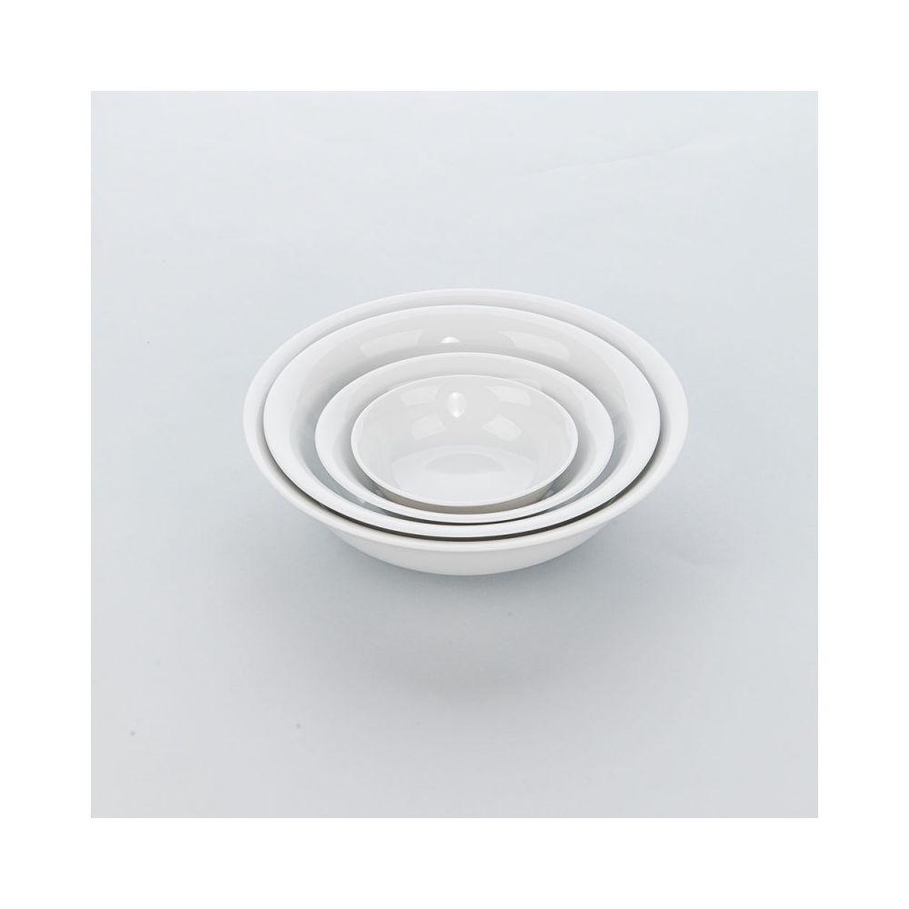 Materiel Chr Pro Saladier Porcelaine Evasé Apulia Ø 130 à 260 mm - Lot de 6 - Stalgast - 13 cm Porcelaine 170 (