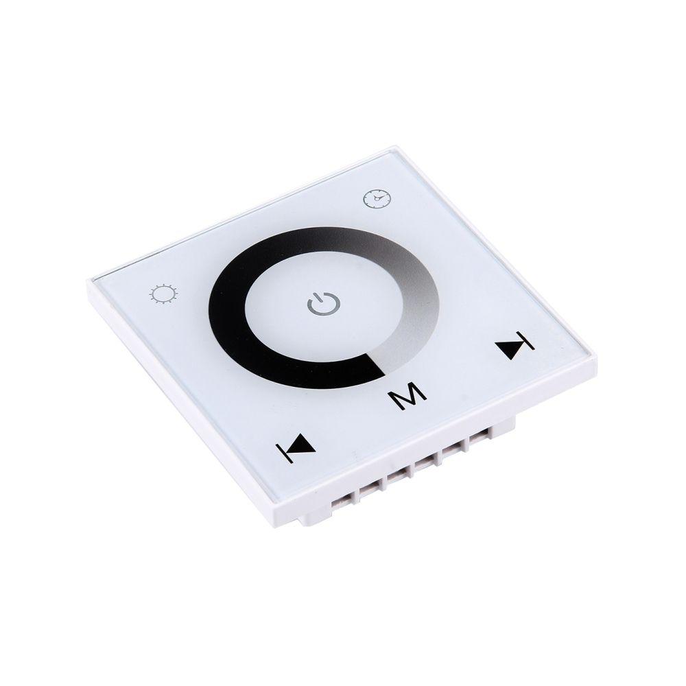 Wewoo SX-M101 Télécommande à écran tactile blanc à un seul canal LED, rétroéclairage à peut correspondre à la télécommande, DC
