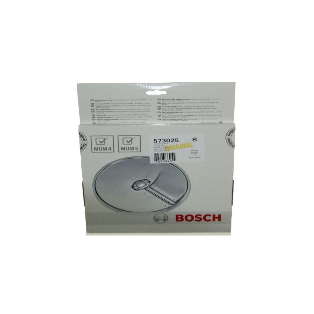 Bosch Disque A Emincer Muz4ag1 reference : 00573025
