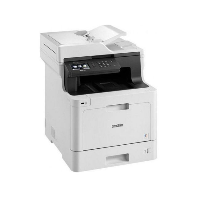 Brother - Imprimante Fax Laser Brother FEMMLF0123 MFCL8690CDWT1BOM 31 ppm USB WIFI - Imprimante Laser