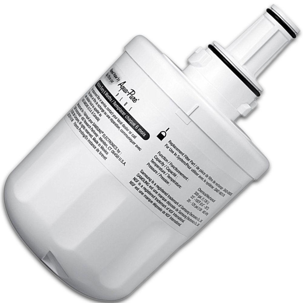 Samsung Cartouche filtre à eau AQUAPURE - Réfrigérateur, congélateur - SAMSUNG