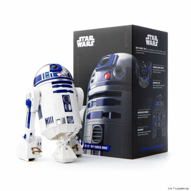 Sphero - Robot  R2D2 Star Wars - Drone connecté