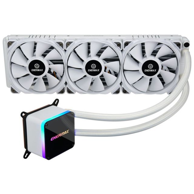 Enermax - LiqTech II blanc - 360 mm - Watercooling