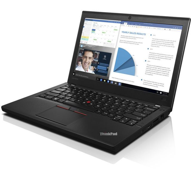 Lenovo - LENOVO - ThinkPad X260 - 256 Go SDD - Ordinateur portable reconditionné