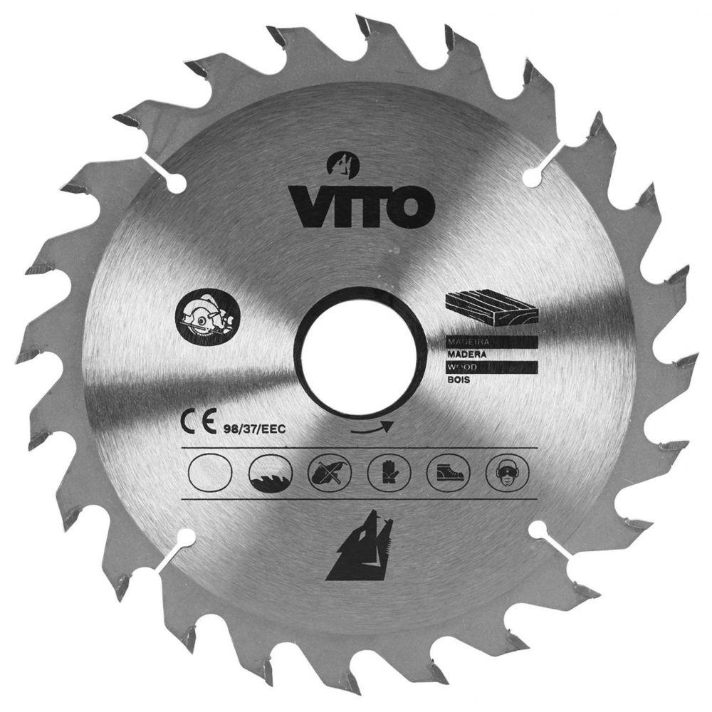 Vito Pro-Power Lame scie circulaire 315mm - 30 dents - 7000 r.p.m - Alesage 30mm