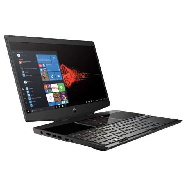 Hp -Omen X 2S 15-DG0016NF - Noir Hp  - Ordinateur portable reconditionné