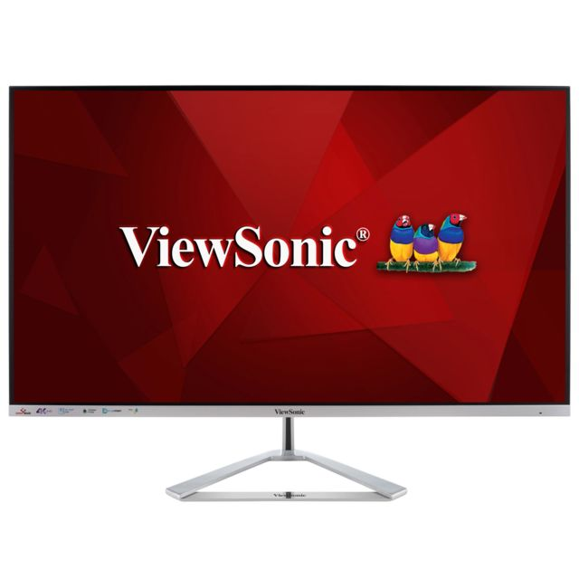 "Viewsonic -32"""" LED VX3276 Viewsonic  - Ecran PC 4K"