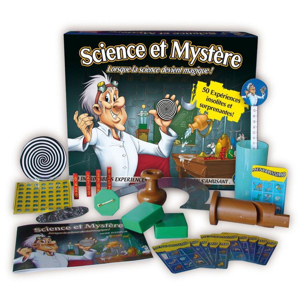 Oid Magic Science et mystère