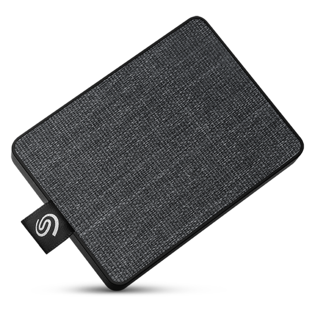 SSD Externe Seagate One Touch SSD - 1To - USB 3.0 - Noir