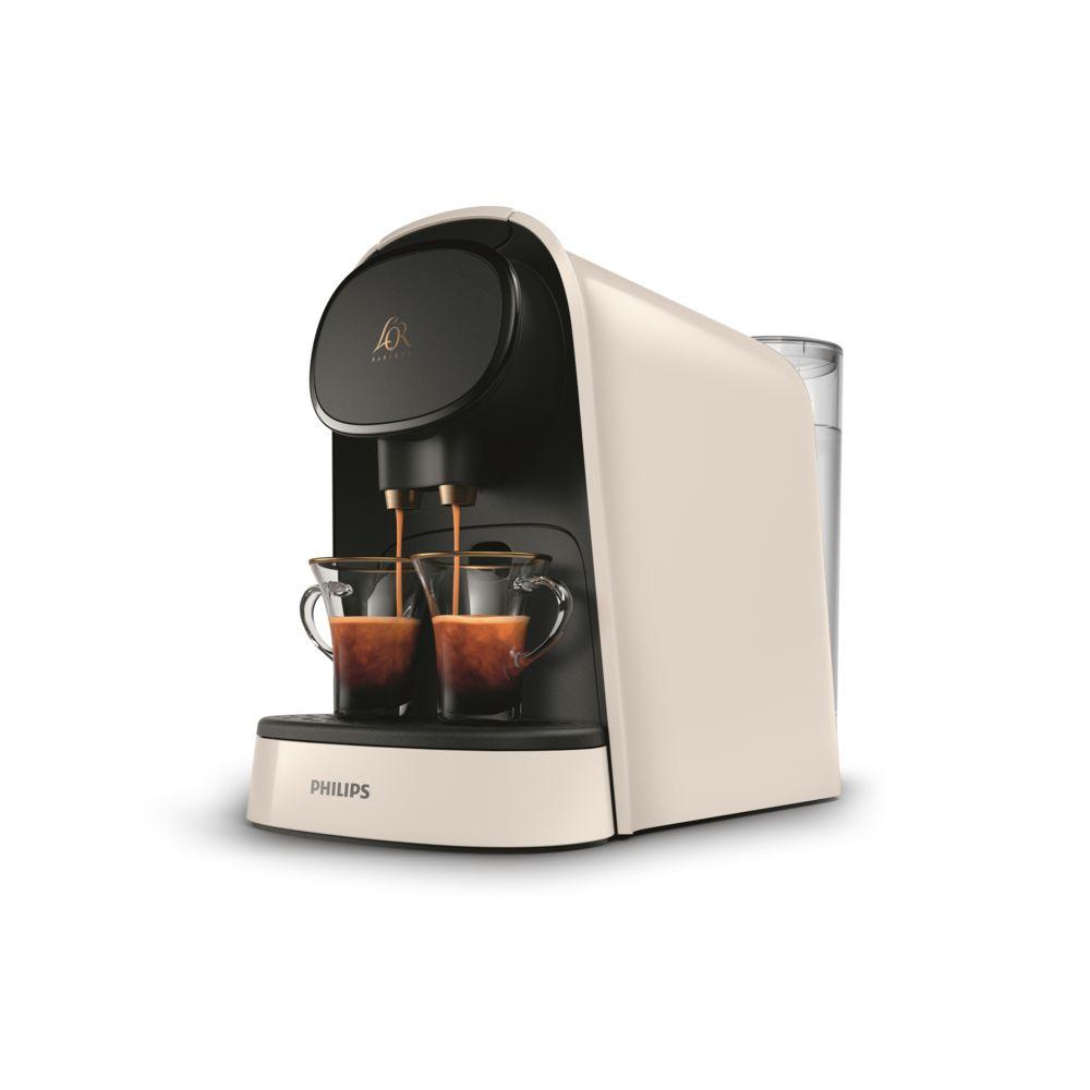 Philips Machine à expresso L'OR Barista - LM8012/00 - Blanc