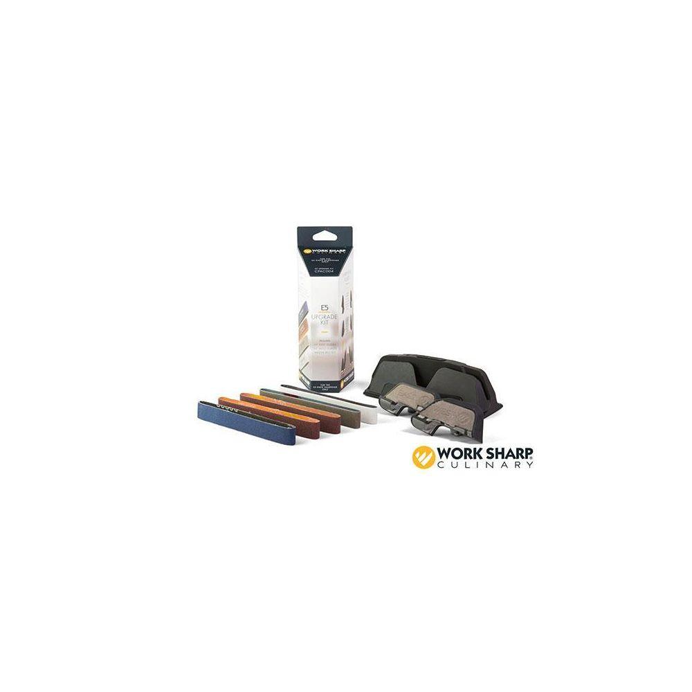 Worksharp WORKSHARP - WSCPAC007 - KIT POUR CULINARY E5