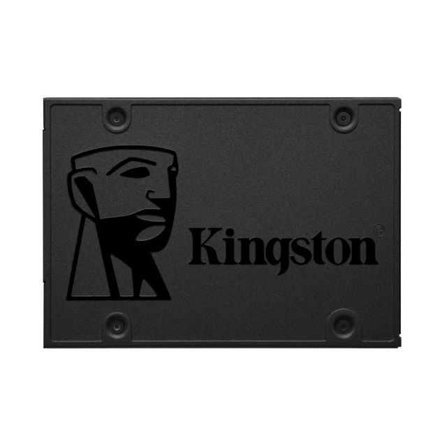 Kingston - A400 1,92 To - 2.5'' SATA III (6 Gb/s) - SSD 2,5'' SATA