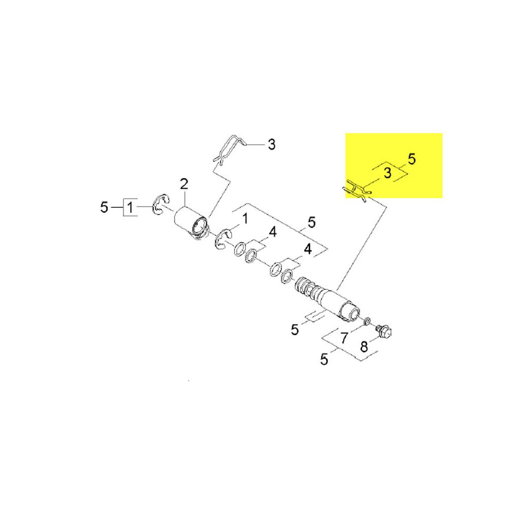 Karcher KIT ARBRE CREUX ENROULEUR POUR NETTOYEUR HAUTE-PRESSION KARCHER - 28851870
