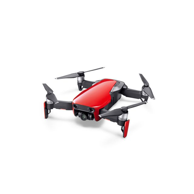 Drone connecté Mavic Air Fly Combo - Rouge Flamme
