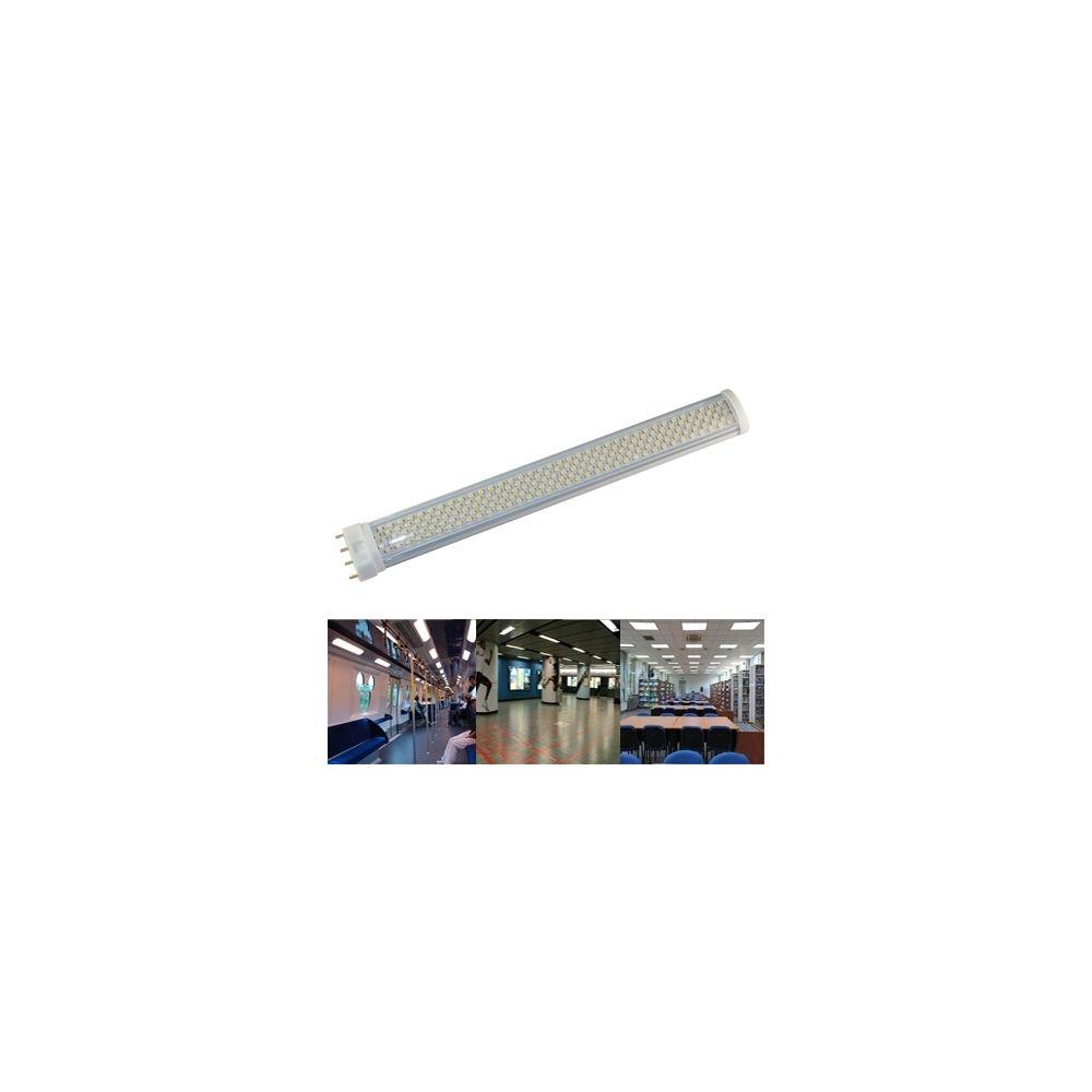 Wewoo Tube LED blanc 15W / 1140LM Haute Qualité En Aluminium Résistant à la Lumière Chaud Économie D'énergie Tube, Type De Bas