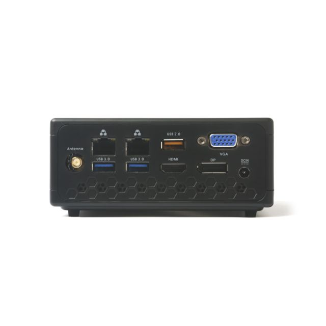 PC Fixe Mini PC ZBOX NANO FANLESS - ZBOX-CI329NANO-BE-W3C