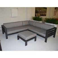 Salon jardin aluminium haut gamme - Achat Salon jardin ...
