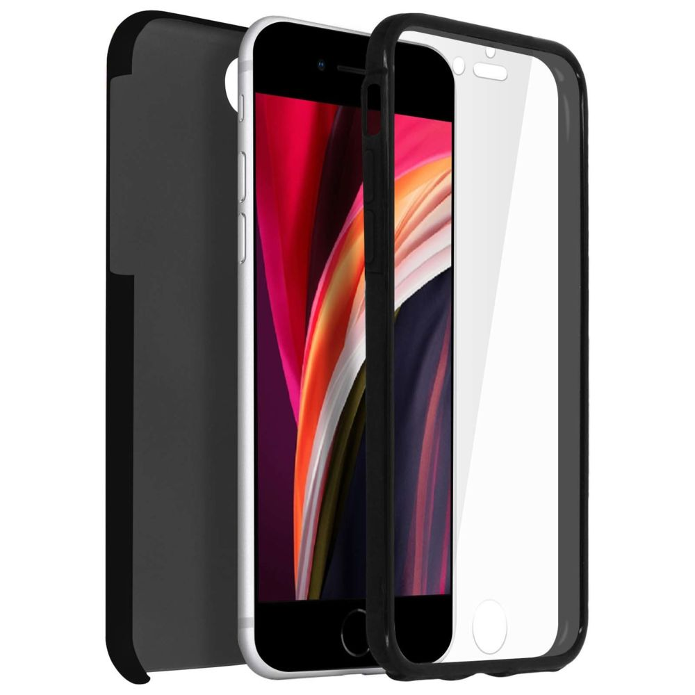 Avizar - Coque iPhone SE 2020/7/8 Protection Silicone Arrière ...