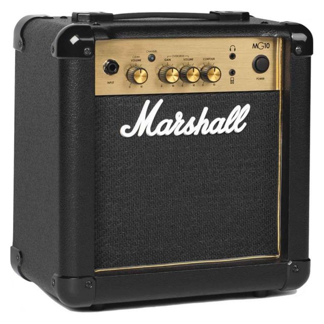 Marshall - Marshall MG10 Gold 10 Watts - Ampli guitare électrique - Marshall