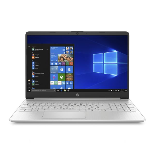 Hp - Laptop 15s-fq1056nf - Argent - PC Portable