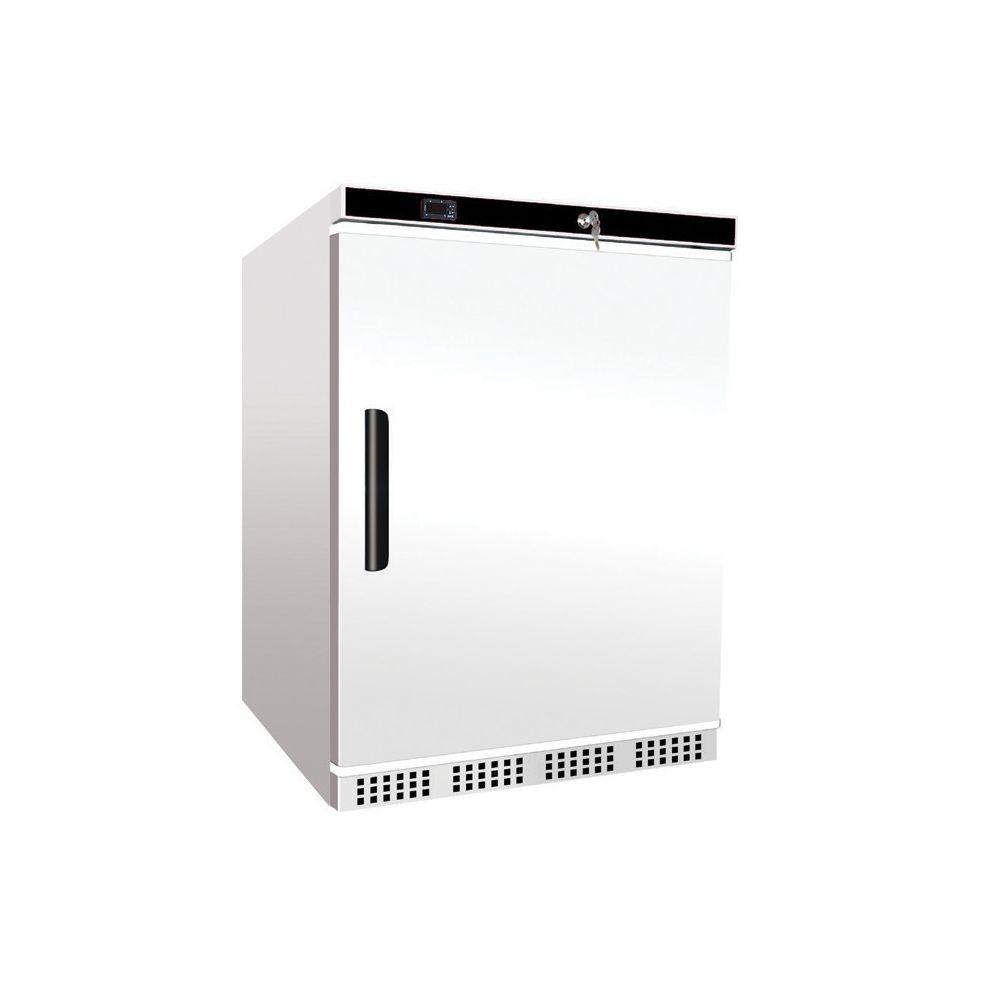 Materiel Chr Pro Mini Armoire Réfrigérée Négative Porte Pleine - 120 Litres - AFI Collin Lucy - R290 1 Porte