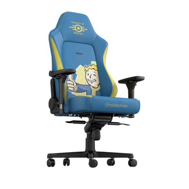 Noblechairs - HERO FALLOUT VAULT TEC Edition - Chaise gamer