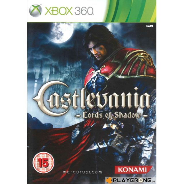 marque generique - Castlevania Lords of Shadows (Import UK Jeu FR/UK) - Jeux XBOX 360