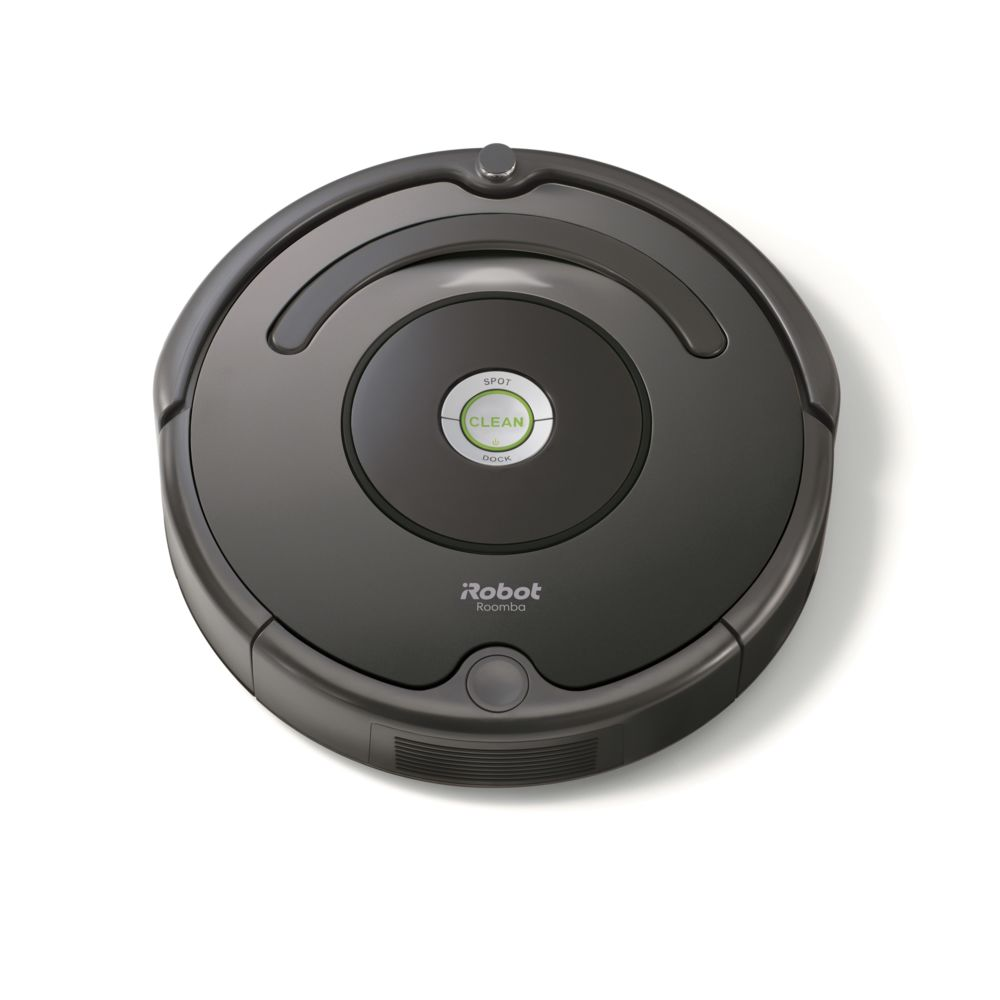 iRobot Aspirateur robot - Roomba 676 - Noir
