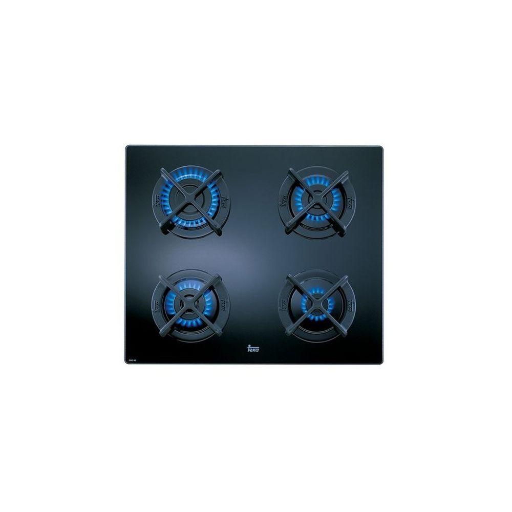 Teka Plaque au gaz Teka 24031 6750W 60 cm Noir