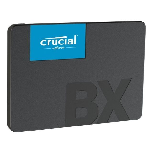 "Crucial - BX500 1 To - 2.5"""" SATA III (6 Gb/s) - SSD Interne Ssd interne"