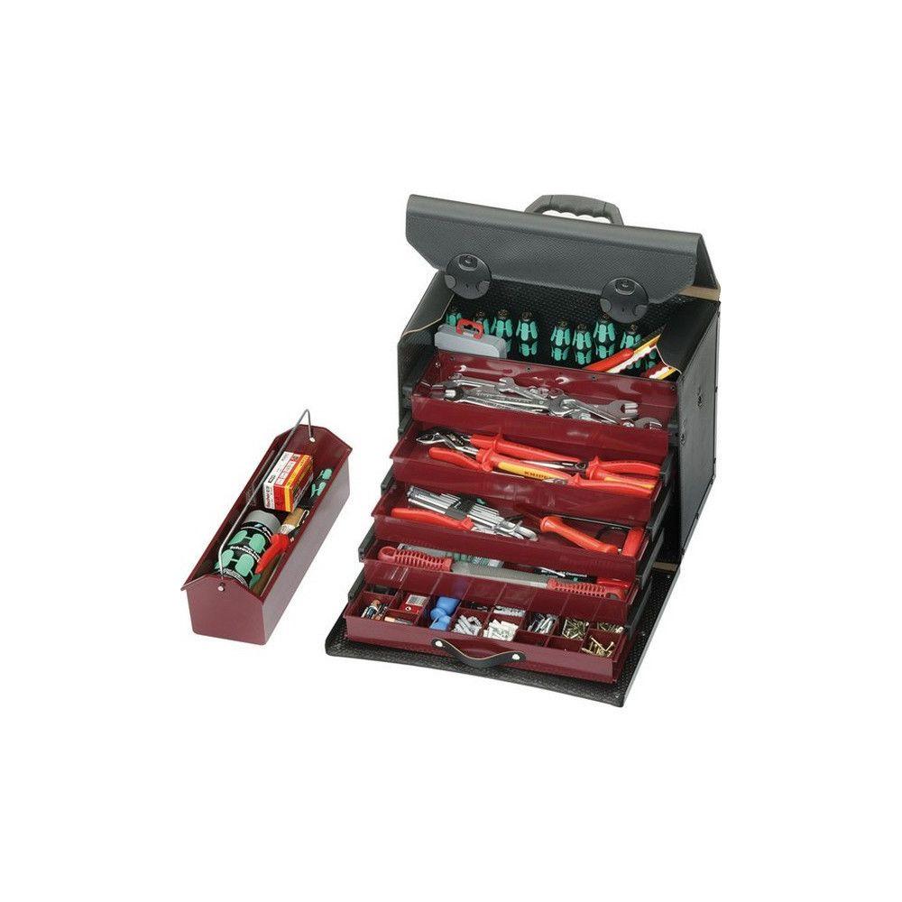 Parat Coffre à tiroirs TOP-LINE, Dimensions intérieures : 410 x 220 x 310 mm, Volume environ 28 l, Poids 4900 g