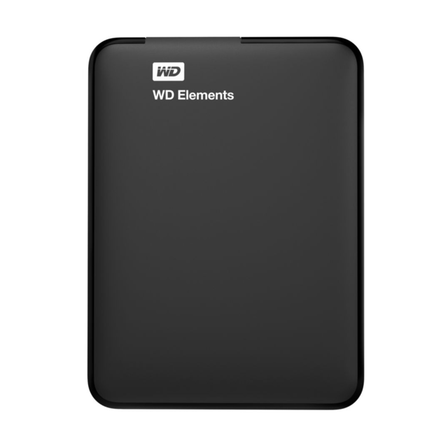 Western Digital - WD ELEMENTS 1.5 To - 2.5'' USB 3.0 - Noir - Disque Dur externe