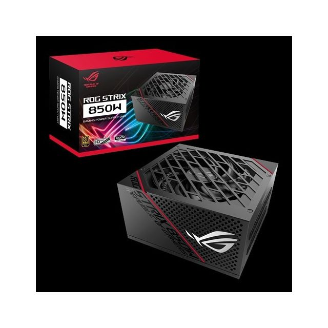 Asus - ROG STRIX Gold 850W - 80+ - Alimentation modulaire