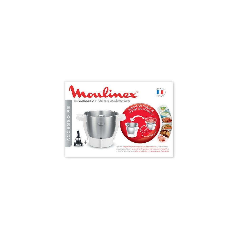 Moulinex BOL COMPANION XL POUR PETIT ELECTROMENAGER MOULINEX - XF380E12