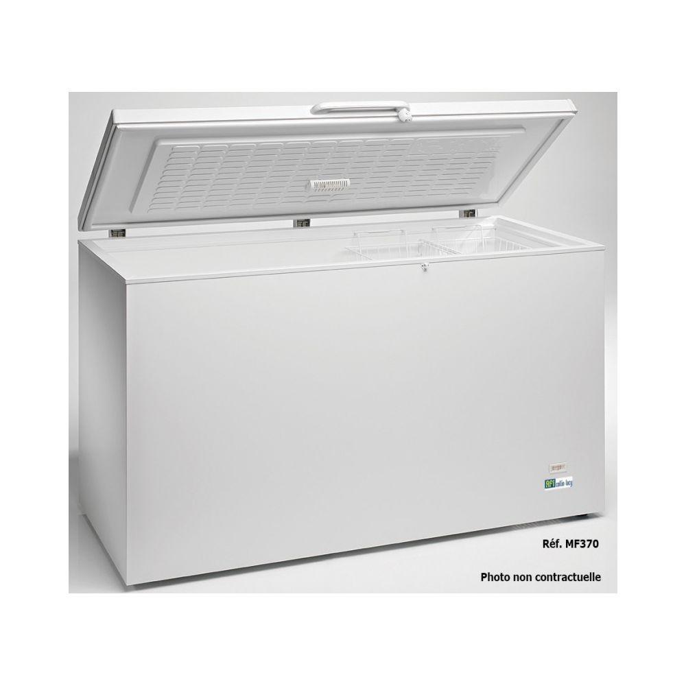 Materiel Chr Pro Congélateur Bahut - de 195 à 376 Litres - AFI Collin Lucy - 376 litres 1400 mm