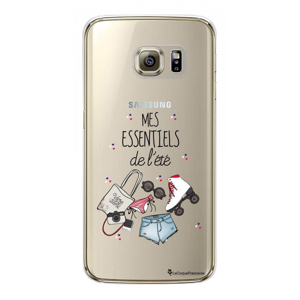 La Coque Francaise - Coque Samsung Galaxy S6 Edge rigide ...