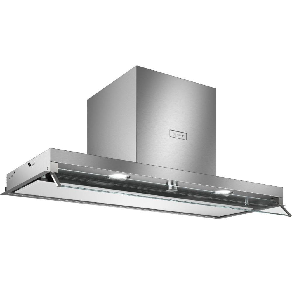 Neff neff - hotte box intégrable 90cm 70db 610m3/h inox - d94xaf8n0