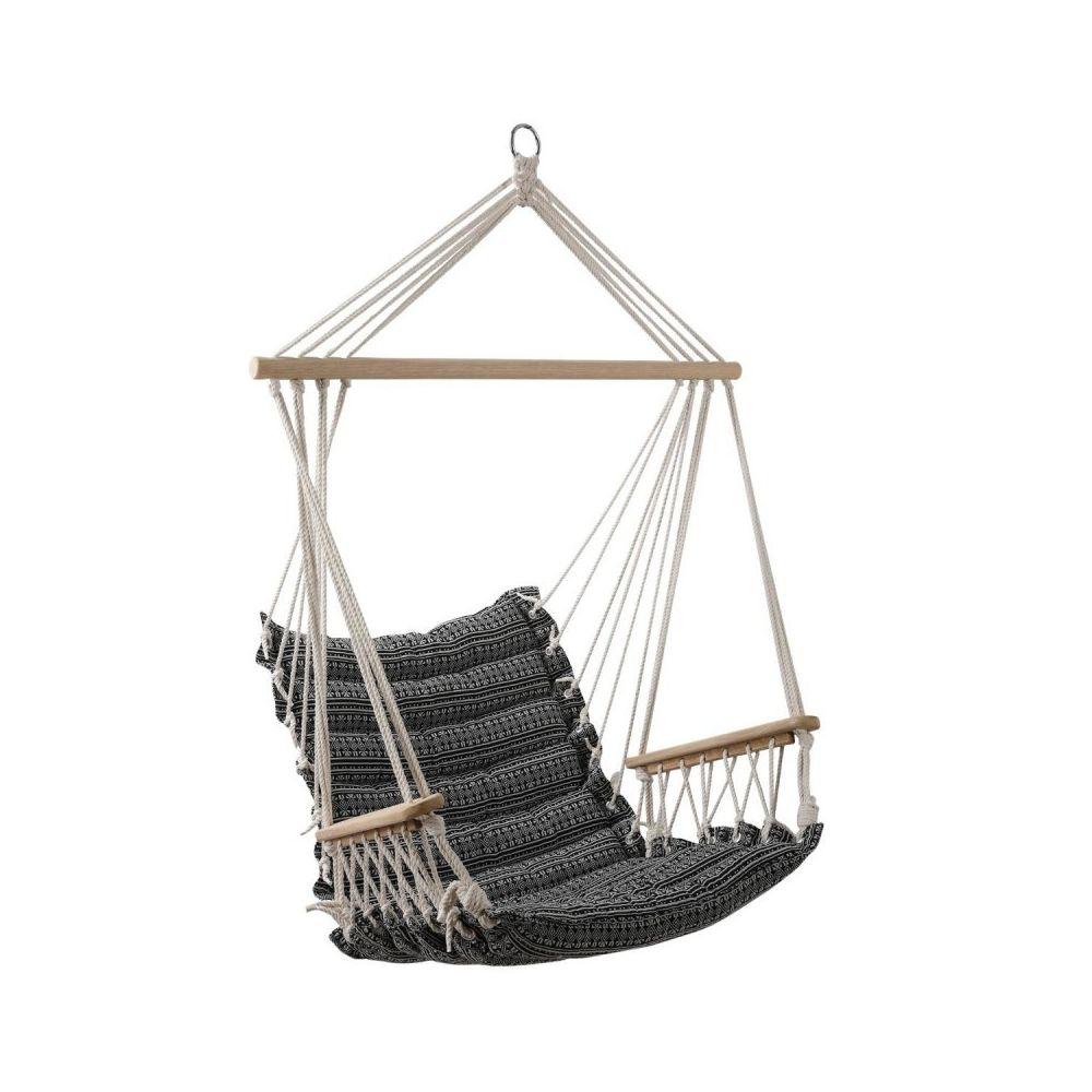 Hesperide Chaise détente extérieur à suspendre Jinja Hespéride