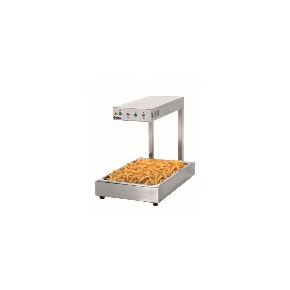 Bartscher Chauffe Frites Professionnel GN1/1 230V Inox - Bartscher -