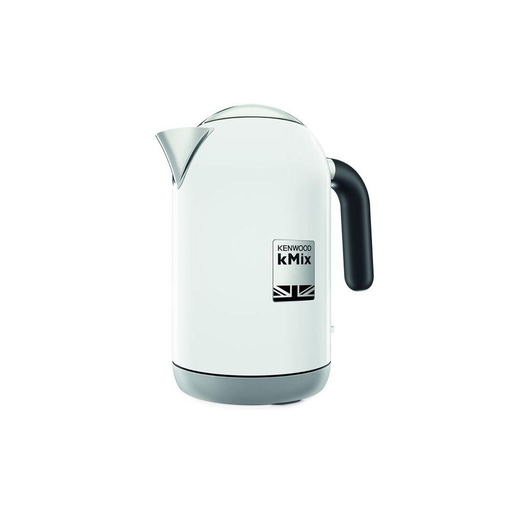 Kenwood Bouilloire compacte kMix - ZJX650WH - Blanc