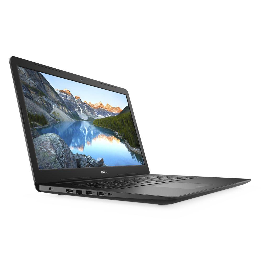 Dell Inspiron 17 3793 - Core i5 - Noir
