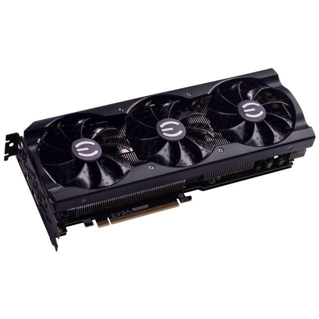 Evga GeForce RTX 3090 XC3 GAMING - Triple Fan - 24Go